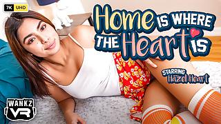 Hazel Heart - WankzVR - Home Is Where The Heart Is