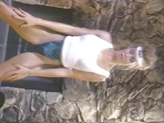 Vintage bee skep - Blondi bee aerobics