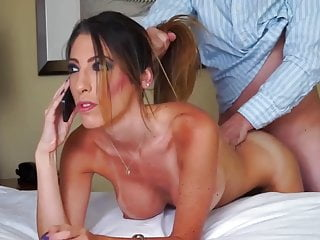 Erotic phones Fucked while talking on the phone 1