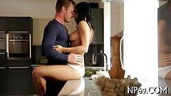 Fully romantic sex video