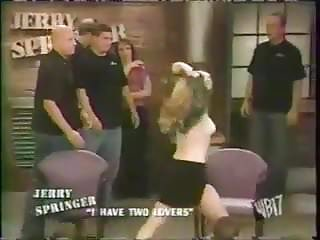 Gay activist springer - Jerry springer 1.