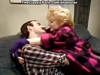 Mike mills blonde redhead Nina hartley, mike horner in sassy blonde is fucked in a
