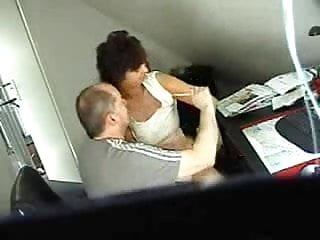 Adult frends - My mom and boy frend caught by hidden cam