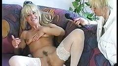 German interview masturbation