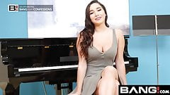 BANG Confessions: Karlee Grey Squirts For Her Piano Teacher