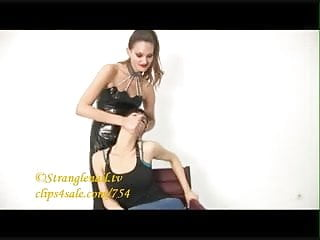 Strangle me during sex - Strangle nails fetish smother facials lesbians