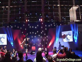 Amateur extreme fetish sex Extreme fetish show on public stage
