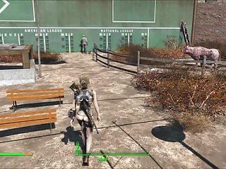 Fallout 3 strip Fallout 4 katsu sex adventure chap.2 paint