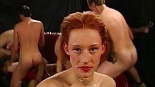 beautiful bukkake 116 redhead classic