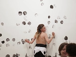 Discriminat feminist sexual Weird brazilian feminists making art with their tits