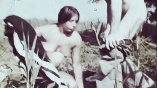 Vintage 8mm Amateur Home Movie 2