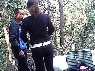 Asian street meat video tube - Asian street prostitute fuckt in the woods