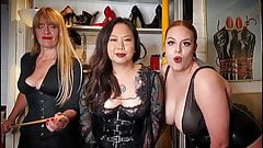 Come down and play with the ladies of Dominant DNA