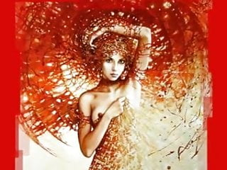 Gay erotic art cartoons Erotic fantasy art 4 - karol bak