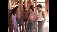 Gangbang in construction