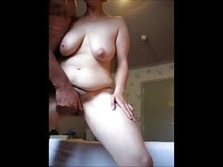 Naked pics older men - Younger bbw is to squirt by older men