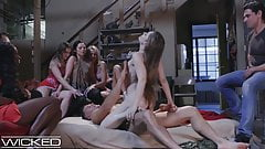 Wicked Sex Cult Pounding Ceremony