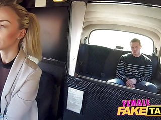 Guys masterbating with fake pussies - Female fake taxi lucky guy gets hot fuck with czech babe