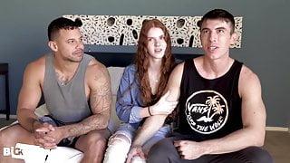 Real Life Couple Jane And Joel Fuck Moany Tony!