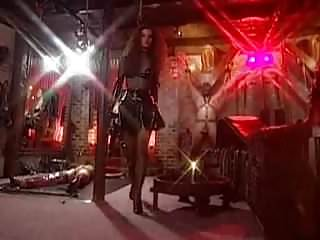 Clothed female naked male blowjobs - Mistress gabrielle scream with her female and male slaves
