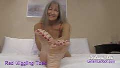 Red Wiggling Toes TRAILER