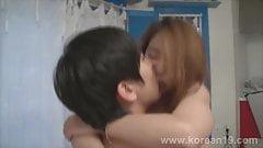 Korean pretty boy and girl