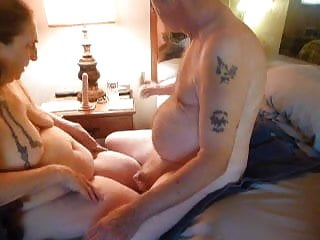Wife forces dildo in my mouth Banging my husbands man pussy sucking him off dildo fuck