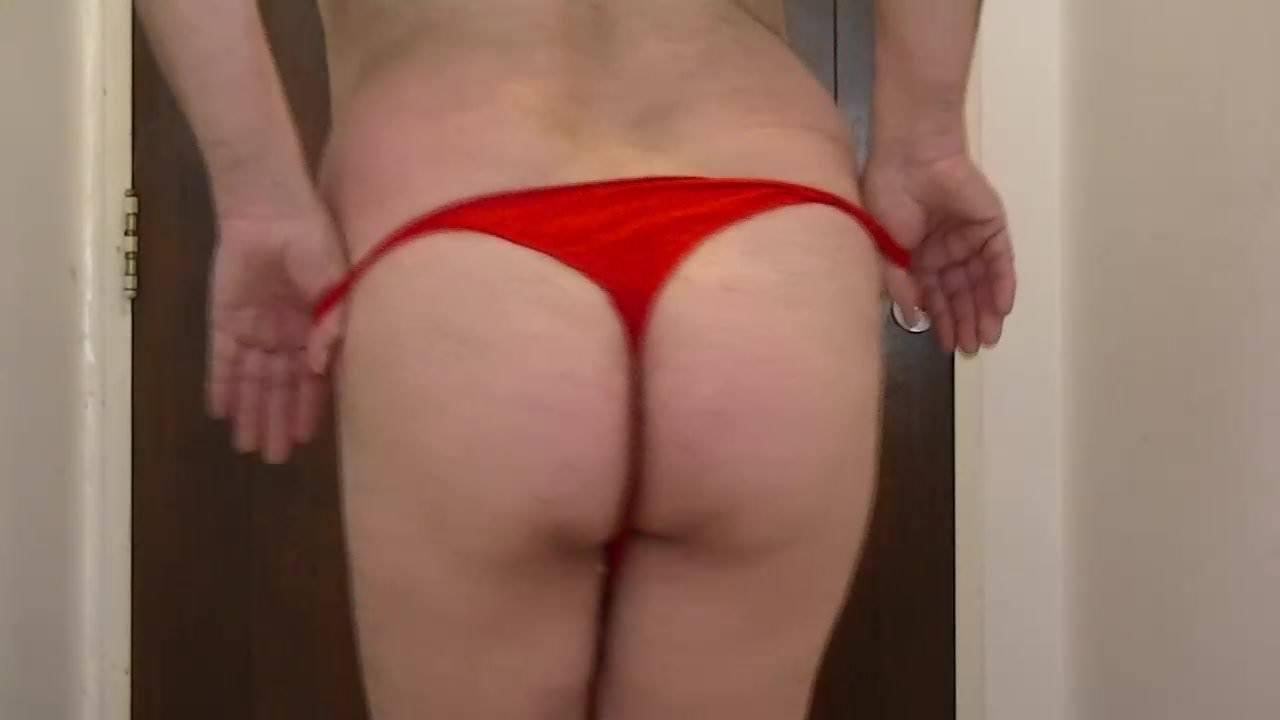 Argentina Crosdresser Porn sofia, fucking argentina, in red thong