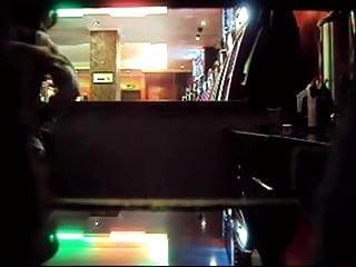 Woman behind bar porn - Behind the bar sex