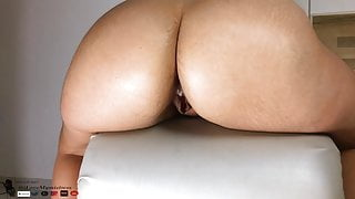 Oiled Anal Ass