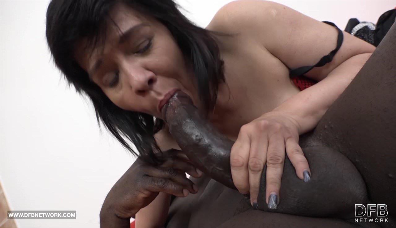 Black Bbw Creamy Squirt