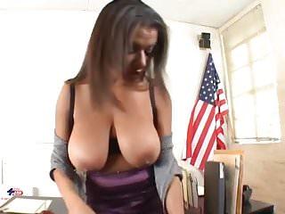 Pump them tits Teacher leave them alone