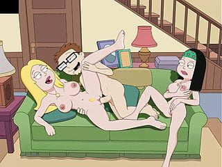Family guy anime xxx Family guy sex cartoon porn hentai