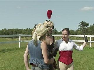 Lesbian beginnings Human pony play begin