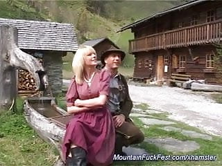 Adult only mountain vacations Anal sex in the mountain