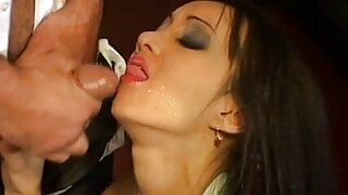 Slim Lustful Girl FUCKING DIFFERENT COCKS (Katsuni)