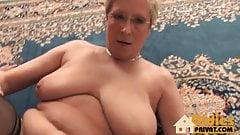 Big granny tits for my boss