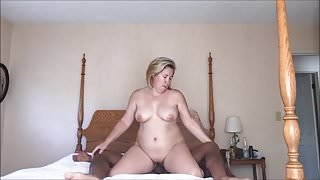 White wife Fucked by Mexican Man