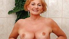 Horny granny Sally