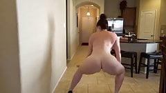 Pawg Milf Dance Jumping Jacka Small Tits High Heels