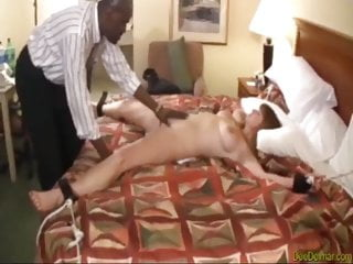 Dee dee xxx Wife dee delmar bound and ass fucked