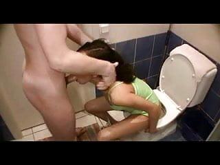 Teen cat free Lil h3ll cat bathroom fuck 2