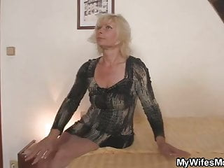 Laws on premarital sex - My blonde mother in law seduces me into sex