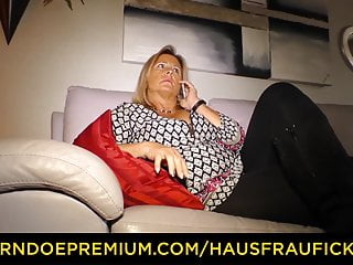 Blond breasts Hausfrau ficken - large german breasted mature blonde rammed