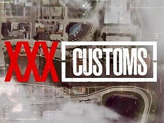 Young asian teen xxx - Xxx customs - smuggling 19 yo teen gets punished