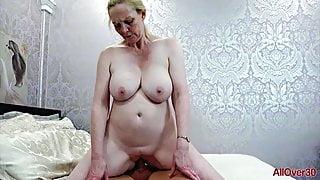 Big Tits MILF Suzie Stone Hardcore Mature Sex