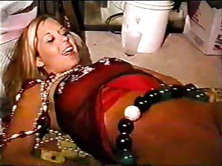 Madri gras nude Mardi gras party girl