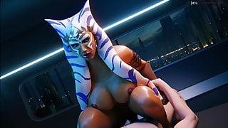 Ahsoka Tano – The Hot Jedi Knight