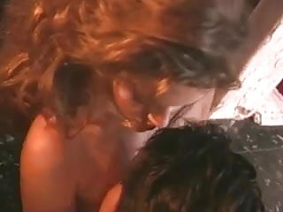 Mmm in front oof the fire naked British milf nici stirling gets fucked in front of a fire