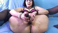 bbw dildo orgasm